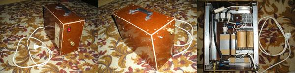 Осциллятор для сварочного аппарата от Nexor.